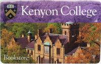 Kenyon College Bookstore Gift Card