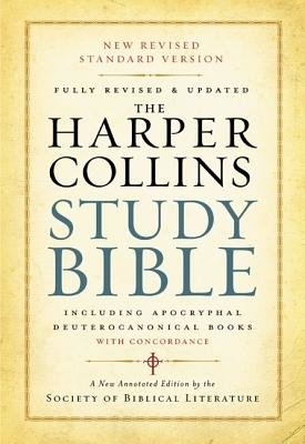 HarperCollins Study Bible-NRSV (Revised and Updated)