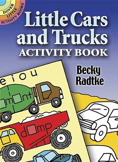 Little Cars and Trucks Activity