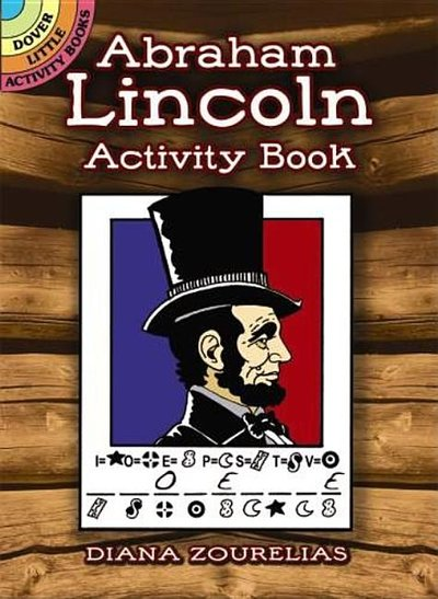 Abraham Lincoln Activity Book