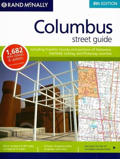Rand McNally Columbus Street Guide