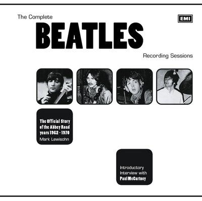 Complete Beatles Recording Sessions