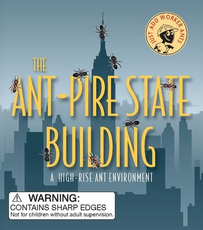 Ant-Pire State Building : A High-rise Ant Environment