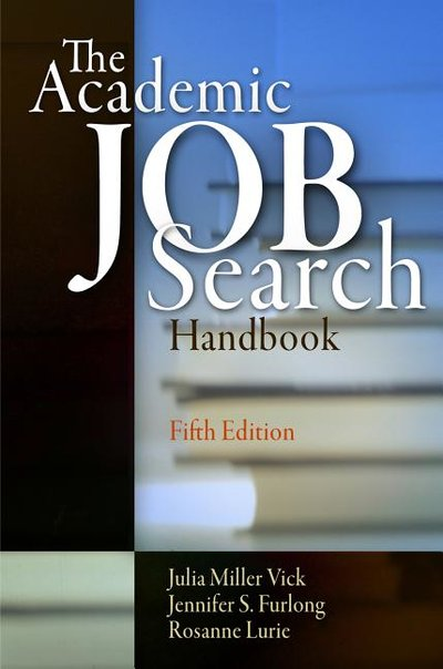 Academic Job Search Handbook
