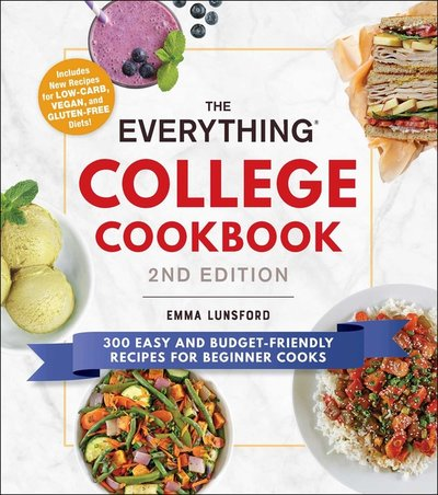 Everything College Cookbook, 2nd Edition