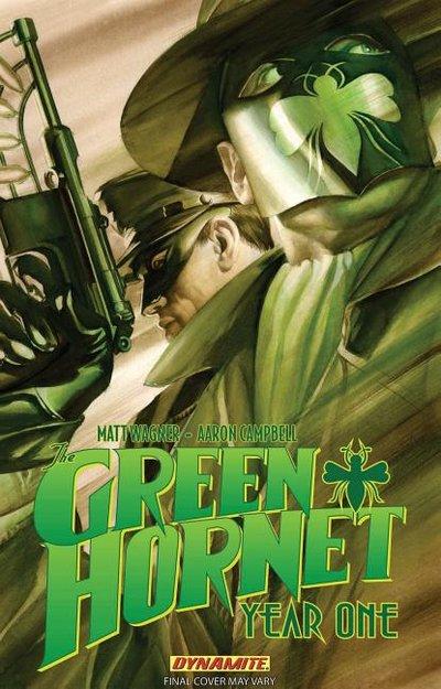 Green Hornet: Year One 1