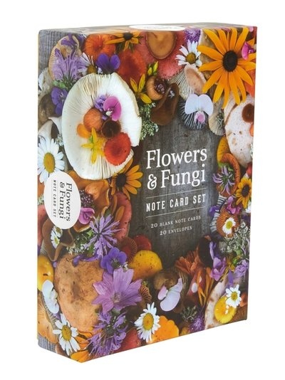 Flowers and Fungi Boxed Note Cards