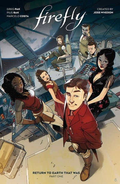 Firefly: Return to Earth That Was Vol. 1