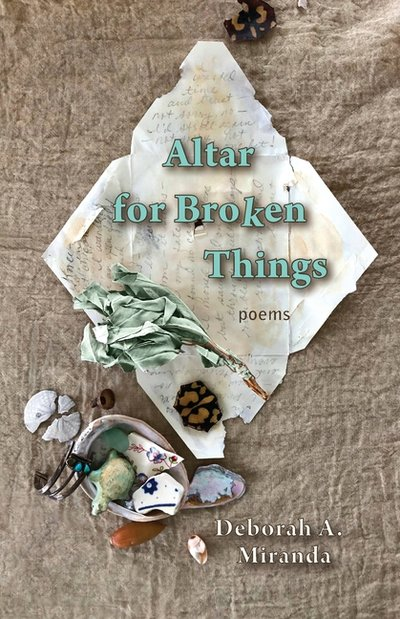 ALTAR FOR BROKEN THINGS