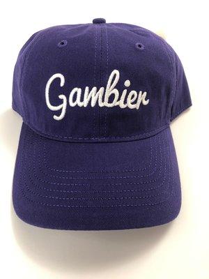 CAP GAMBIER CURSIVE