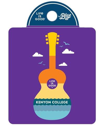Lig Guitar Screen Sticker