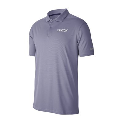 NIKE VICTORY TEXTURE POLO ORCHID
